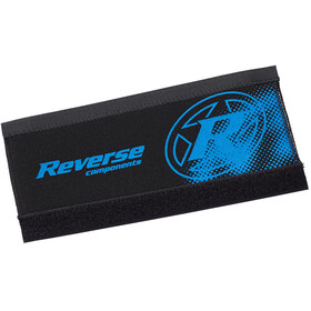Reverse Neoprene Chainstay Guard, black/dark blue